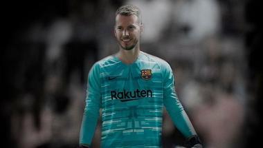 برشلونة يفقد نيتو شهرين قبل بداية مسيرته مع الفريق