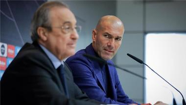 تقارير: زيدان يهدد بيريز بالاستقاله من تدريب ريال مدريد والسبب بوجبا