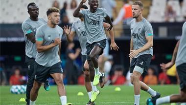 بيان رسمي: ليفربول يعلن غياب نابي كيتا عن الفريق في مواجهة تشيلسي بالسوبر الأوروبي