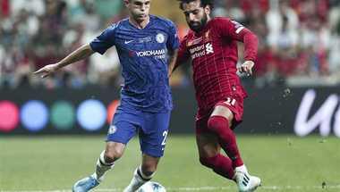 مباشر السوبر الأوروبي - ليفربول (0) تشيلسي (0) بيدرو في العارضة