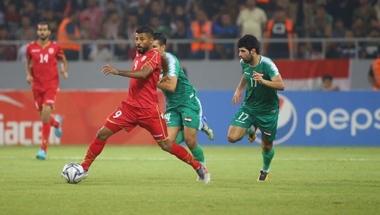 البحرين تهزم العراق وتفوز ببطولة غرب آسيا