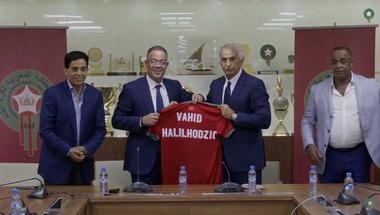 خاليلوزيتش: كأس العالم رهاني الأكبر مع منتخب المغرب