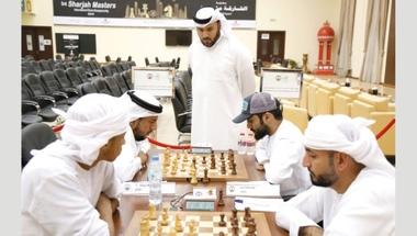 افتتاح بطولة الإمارات لشطرنج الرجال