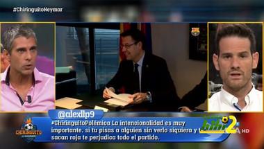 سانشيز : تعاقد برشلونة مع نيمار مثير للسخرية