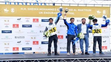 إنجازات كبيرة لفرسان الإمارات بمهرجان محمد بن راشد للقدرة في إنجلترا
