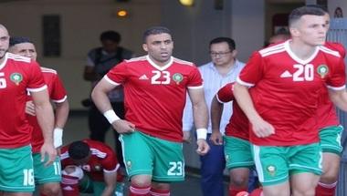 منتخب المغرب يتمسك بإثارة غضب حمدالله - صحيفة صدى الالكترونية