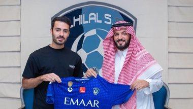 رسميا.. الهلال يتعاقد مع أمير كردي | سعودى سبورت