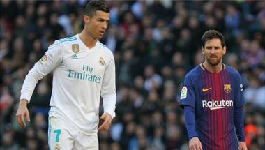 رونالدو: برشلونة رغب بضمي وكنت قريبًا من آرسنال