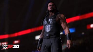 """رومان رينز بطل غلاف WWE 2K20 سيظهر في طور """"2K Towers"""""""