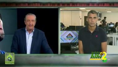 خوسيه سانشيز: غرفة خلع الملابس في ريال مدريد ستكون سعيدة في حالة قدوم نيمار