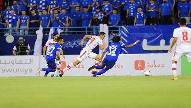 أخبار الهلال:10 أرقام سيطرت على الجولة الأولى من كأس دوري الأمير محمد بن سلمان -  سبورت 360 عربية