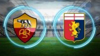 هدف جنوى الاول (روما X جنوى ) الدوري الإيطالي