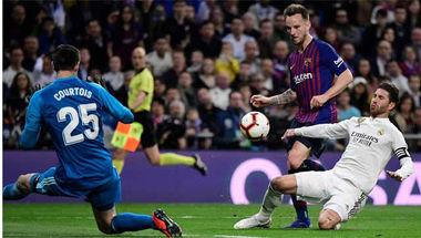 يوفنتوس يتفاوض مع برشلونة لضم راكيتيتش - بالجول