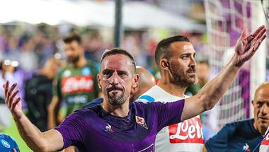 ريبيري فخور بمشاركته الأولى مع فيورنتينا رغم الهزيمة