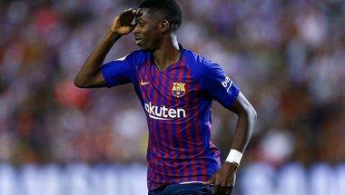 ديمبيلي مفتاح تعاقد برشلونة مع نيمار - بالجول