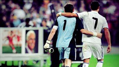 """مفاجأة .. رونالدو يعود إلى ريال مدريد من """"منصة كاسياس"""" ويكتسح بوجبا ونيمار   سعودى سبورت"""
