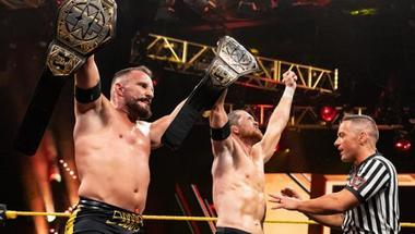 نتائج NXT هذا الأسبوع : أنديسبيوتد ايرا يسيطرون على كل الذهب !