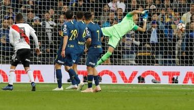 صدام جديد بين ريفر بليت وبوكا جونيورز في كأس ليبرتادوريس