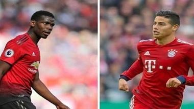 يونايتد يرفض إبرام صفقة تباديلة مع ريال مدريد