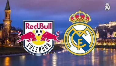 موعد والقناة الناقلة ومعلق مباراة ريال مدريد وسالزبورج الودية اليوم