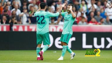 فيديو: ريال مدريد يتقدم على سالزبورج بهدف في الشوط الأول