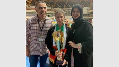 فضية جديدة للخطيب.. ومنتخب الفتيات ثالث السباحة العربية