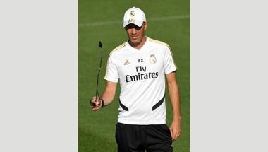 زيدان: لا أحد غيري يتخذ القرارات المتعلقة بفريق ريال مدريد
