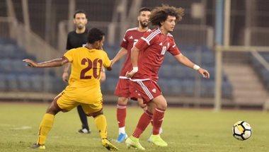 صور| الإمارات تحتفي بعودة عموري بعد كسر نحسه مع الهلال | سعودى سبورت