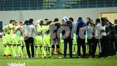 قائمة بتروجيت أمام بيراميدز في كأس مصر