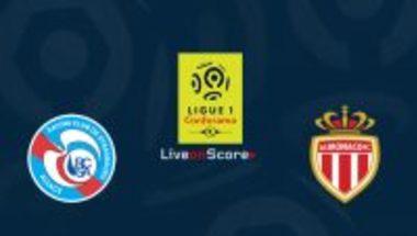 هدف موناكو الاول ( ستراسبورج X موناكو ) الدوري الالماني