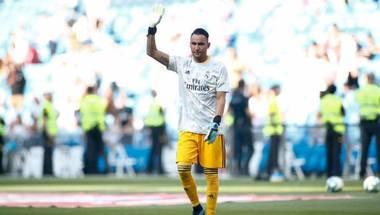 كيلور نافاس يودع ريال مدريد للمرة الثالثة - بالجول