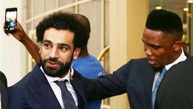 إيتو: محمد صلاح لن يحصل على الكرة الذهبية لأنهم لا يحترمون الأفارقة