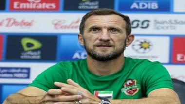 أروابارينا يتوقع تكرار نجاح الشارقة في الدوري الإماراتي