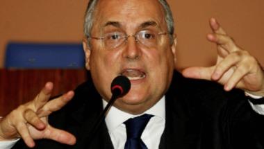 رئيس لاتسيو يحذر كبار إيطاليا - بالجول