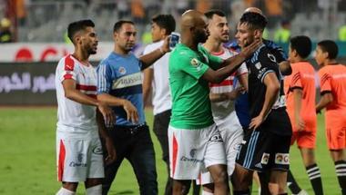 اتحاد الكرة المصري يعاقب الزمالك وشيكابالا بسبب نهائي الكأس