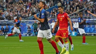 منتخب فرنسا يواصل انتصاراته بثلاثية في أندورا