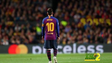 ميسي : لا أريد مغادرة برشلونة