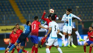 الأهلي يواجه بيراميدز في الجولة الـ 16 من الدوري المصري