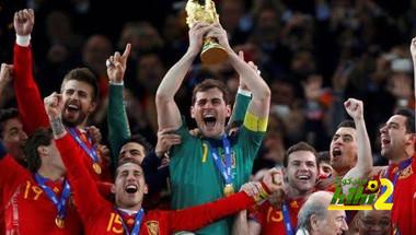 كاسياس أسطورة ريال مدريد المنسية