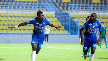 الرجاء يهزم النصر ويضع قدما بمجموعات دوري أبطال أفريقيا