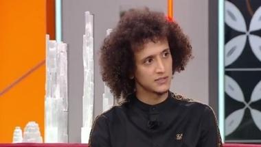 """بالفيديو.. """" عموري """" يزيح الستار عن سبب رحيله عن الهلال - صحيفة صدى الالكترونية"""