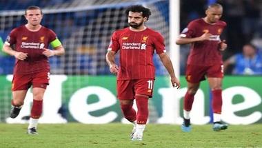 حامل اللقب يتلقى هزيمة مخيبة من نابولي في دوري أبطال أوروبا - صحيفة صدى الالكترونية