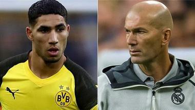 أشرف حكيمي: العودة لريال مدريد؟ أنتظر قرار زيدان