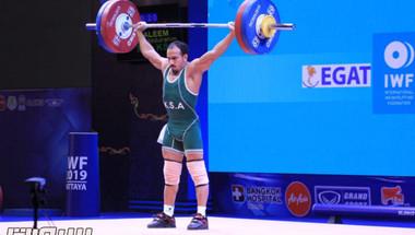 السعودي آل سليم يحقق برونزيتين في بطولة العالم لرفع الأثال