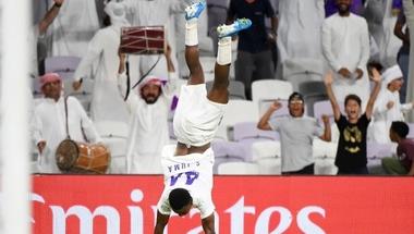 """الزعيم """"سعيد"""" في بداية دوري الخليج العربي"""
