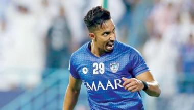 الدوسري مرشح لجائزة «أفضل لاعب في آسيا»