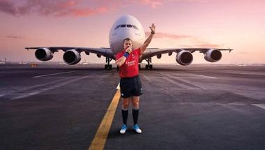 كأس العالم للرجبي تنطلق في اليابان برعاية «طيران الإمارات»