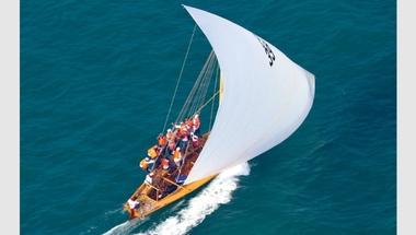 «الشراعية 43 قدماً» تبحر اليوم في دبي