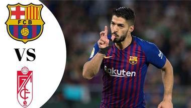 تعرف على معلق مباراة برشلونة وغرناطة بالدوري الإسباني اليوم