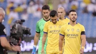 جماهير النصر تطالب برحيل السويكت والحلافي - صحيفة صدى الالكترونية